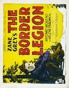 The Border Legion - Movie Poster (xs thumbnail)
