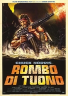 Missing in Action - Italian Movie Poster (xs thumbnail)