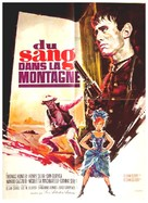 Fiume di dollari, Un - French Movie Poster (xs thumbnail)