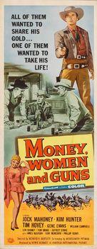 Money, Women and Guns - Movie Poster (xs thumbnail)