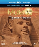 Mummies: Secrets of the Pharaohs - Czech Movie Cover (xs thumbnail)