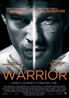 Warrior - Dutch Movie Poster (xs thumbnail)