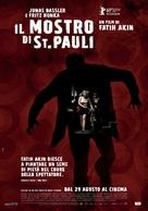 Der goldene Handschuh - Italian Movie Poster (xs thumbnail)