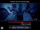 Paranormal Activity 3 - British Movie Poster (xs thumbnail)