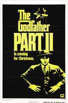 The Godfather: Part II - Advance movie poster (xs thumbnail)
