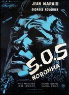 S.O.S. Noronha - French Movie Poster (xs thumbnail)