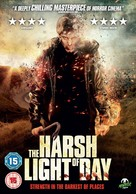 The Harsh Light of Day - British DVD cover (xs thumbnail)
