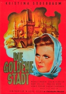 Goldene Stadt, Die - German Movie Poster (xs thumbnail)