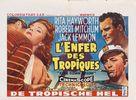 Fire Down Below - Belgian Movie Poster (xs thumbnail)