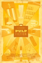 Pulp Fiction - poster (xs thumbnail)