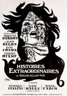 Histoires extraordinaires - Spanish Movie Poster (xs thumbnail)