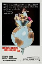 Angel, Angel, Down We Go - Movie Poster (xs thumbnail)