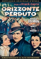 Lost Horizon - Italian DVD movie cover (xs thumbnail)