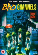 Bad Channels - British DVD movie cover (xs thumbnail)