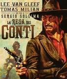 La resa dei conti - Italian Blu-Ray movie cover (xs thumbnail)
