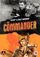 Der Commander - British DVD movie cover (xs thumbnail)