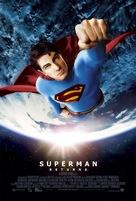 Superman Returns - Italian Movie Poster (xs thumbnail)