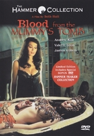 Blood from the Mummy's Tomb - DVD cover (xs thumbnail)