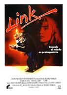 Link - Spanish Movie Poster (xs thumbnail)