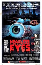 The Headless Eyes - Movie Poster (xs thumbnail)