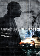 Enemy Of The State - DVD movie cover (xs thumbnail)