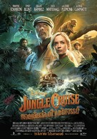Jungle Cruise - Thai Movie Poster (xs thumbnail)