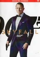 Skyfall - Swedish Movie Cover (xs thumbnail)