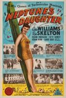 Neptune's Daughter - Australian Movie Poster (xs thumbnail)