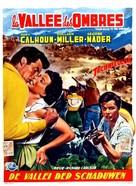 Four Guns to the Border - Belgian Movie Poster (xs thumbnail)