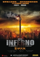 Das Inferno - Flammen über Berlin - Chinese Movie Cover (xs thumbnail)