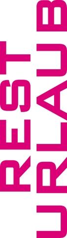 Resturlaub - German Logo (xs thumbnail)
