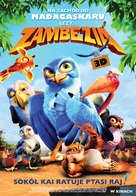 Zambezia - Polish Movie Poster (xs thumbnail)
