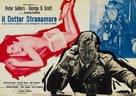 Dr. Strangelove - Italian Movie Poster (xs thumbnail)