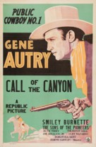 Call of the Canyon - Re-release movie poster (xs thumbnail)