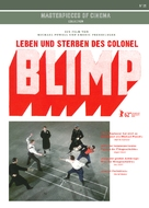 The Life and Death of Colonel Blimp - German Movie Cover (xs thumbnail)