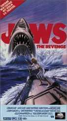 Jaws: The Revenge - VHS movie cover (xs thumbnail)