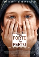 Extremely Loud & Incredibly Close - Brazilian Movie Poster (xs thumbnail)