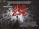 The Dead Zone - British Movie Poster (xs thumbnail)