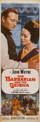 The Barbarian and the Geisha - Movie Poster (xs thumbnail)