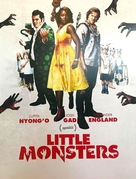Little Monsters - Australian Movie Cover (xs thumbnail)
