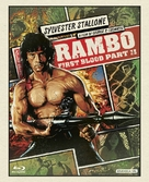 Rambo: First Blood Part II - Czech Movie Cover (xs thumbnail)