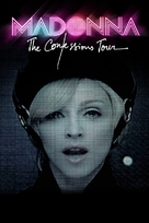 Madonna: The Confessions Tour Live from London - DVD cover (xs thumbnail)
