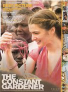 The Constant Gardener - For your consideration movie poster (xs thumbnail)