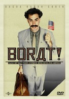 Borat: Cultural Learnings of America for Make Benefit Glorious Nation of Kazakhstan - Hungarian poster (xs thumbnail)