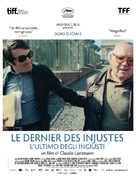 Le dernier des injustes - Italian Movie Poster (xs thumbnail)