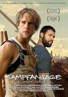 Kampfansage - Der letzte Schüler - German poster (xs thumbnail)