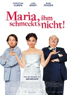 Maria, ihm schmeckt's nicht - German Movie Poster (xs thumbnail)