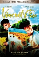 Vincent & Theo - Polish DVD cover (xs thumbnail)