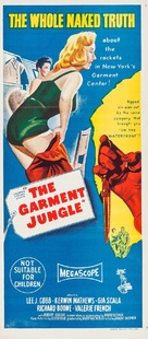 The Garment Jungle - Australian Movie Poster (xs thumbnail)