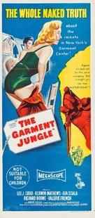 The Garment Jungle - Australian Movie Poster (xs thumbnail)